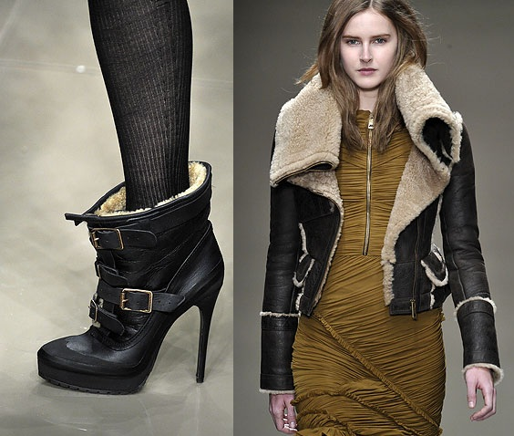 Burberry-Shearling-boots