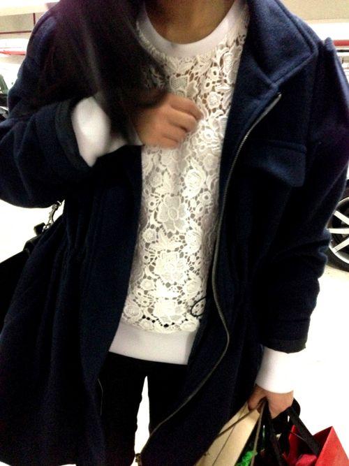 Bargain coat